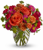 How Sweet It Is All-Around Floral arrangement
