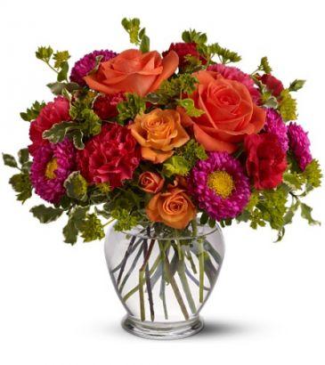 How Sweet it Is Flower Arrangement (T46-1A)