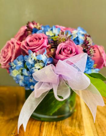 How Sweet It Is  Flower Arrangement Vase