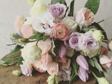 How Sweet It Is Handtied Bouquet