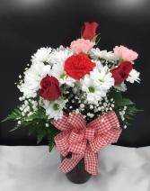 Hug and Kisses Floral Design