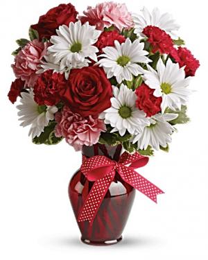 Hugs and Kisses  Bouquet in Jasper, TX | BOBBIE'S BOKAY FLORIST