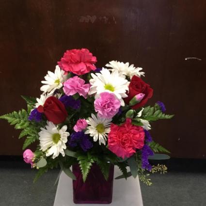 Oh La La Bouquet Valentine's Day