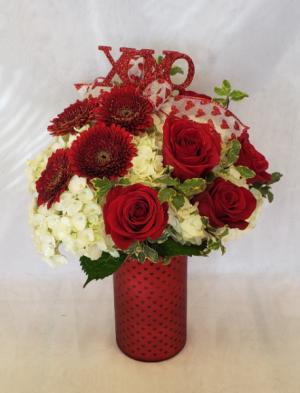 Hugs and Kisses  Valentine's in Virginia Beach, VA | FLOWER LADY