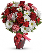 Hugs and Kisses Fresh Flowers