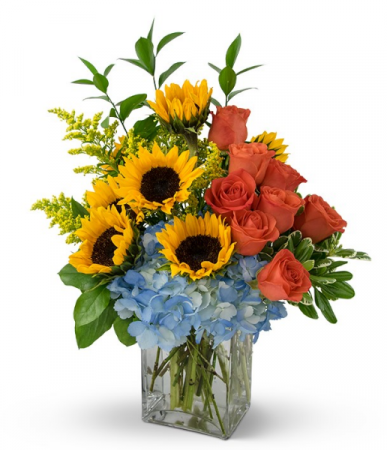 Hugs & Smiles Summer Fun Bouquet Arrangement
