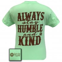 Humble and Kind Girlie Girl T-shirt