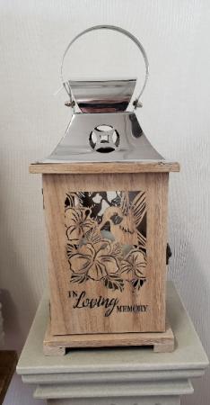 Hummingbird Lantern LED Lantern