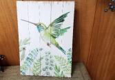 Hummingbird Print Gift