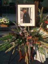 Hunters Urn memorial Funeral