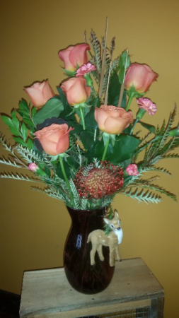 Hunter's Widow Bouquet 2018! Let them know you'll miss them!