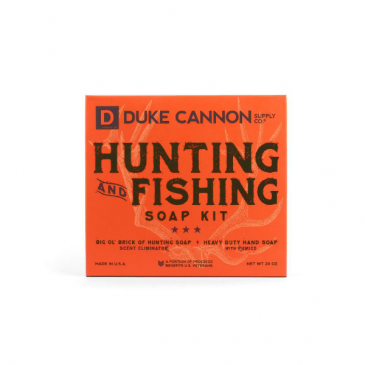 Hunting and Fishing Soap