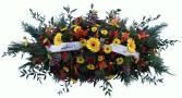 Husband  Dad Casket Flowers