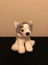 Husky Puppy Stuffed Plush