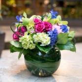 Hyacinth Scented Vase arrangement