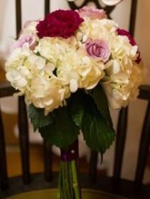Hydrangea Bliss Bridal Bqt