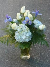 Hydrangea Garden Garden Bouquet Design