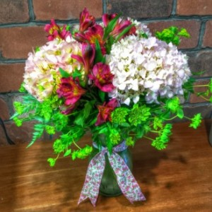 Hydrangea Garden Mix  in Auburn, AL | AUBURN FLOWERS & GIFTS