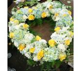 Hydrangea Garden Open Heart Open Heart