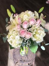 Hydrangea Rose Mix