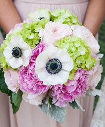 Hydrangeas Heaven Bouquet