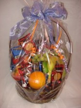 Gourmet Fruit & Chocolate Basket