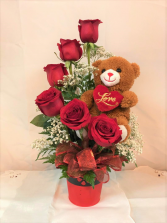 I Love You Beary Much! Valentine's Day