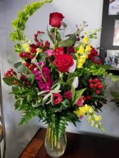 I Found Love Vase Design