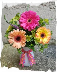 """Good Day Sunshine"" Fresh Cut Arrangement in Auburn, AL | AUBURN FLOWERS & GIFTS"