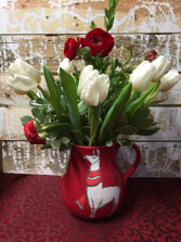 I Llama Love You fresh arrangement