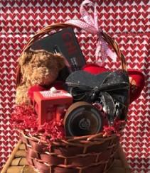 I Love You Basket Valentines