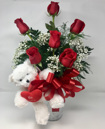 I Love You Beary Much In Moore Ok A New Beginning Florist
