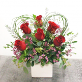 FA106: I LOVE YOU BOUQUET ***LOCAL DELIVERY ONLY***