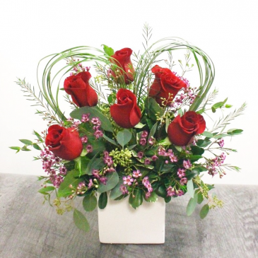 I LOVE YOU BOUQUET ***LOCAL DELIVERY ONLY***