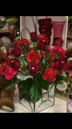 I love you bouquet  Elegant