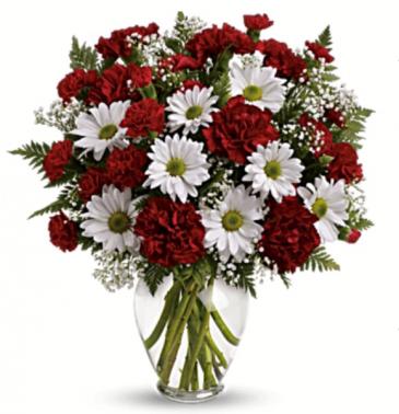 I Love You Bouquet  Mixed Bouquet Arrangement