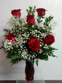 I LOVE YOU BOUQUET RED ROSES