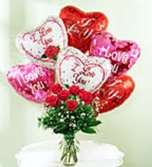 I love you bouquet Roses