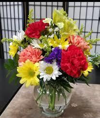 I Love You Dad Vase Arrangement in Fredericton, NB | GROWER DIRECT FLOWERS LTD