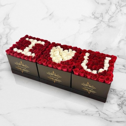 I LOVE YOU FOREVER AND MORE **FREE BOX OF CHOCOLATE**