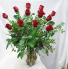 I Love You Dozen Red Roses Fresh Floral Design