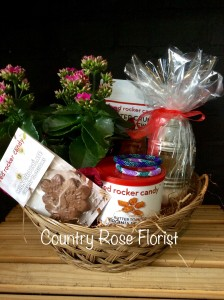 I Love You Mom Basket Local Goodie Basket in Palmyra, VA | Country Rose Florist