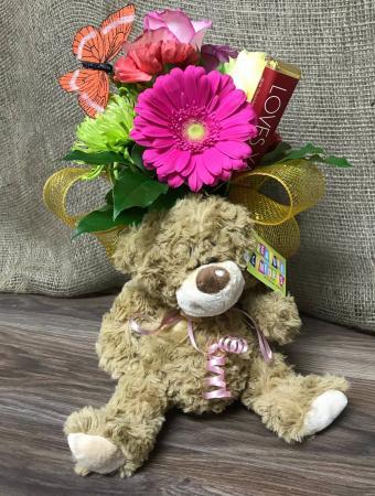 I love you Plush bears