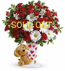 I Ruff You Teleflora  Arrangement
