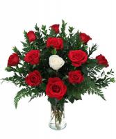 I Will Love You Forever Floral Arrangement