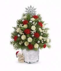 Ice Bear's Christmas Tree Winter, Christmas, Home