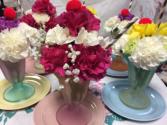 Ice Cream Sundae Vase