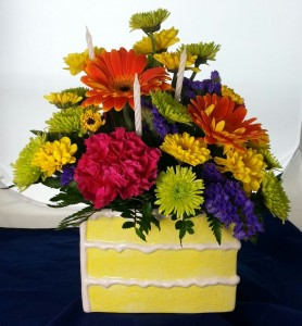 Icing On The Cake  in Springfield, IL | FLOWERS BY MARY LOU INC