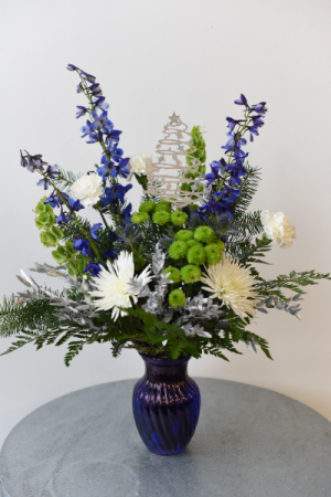 Icy Winter Bouquet