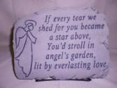 """""""If Every Tear We Shed"""" Sympathy Stone Sympathy"""